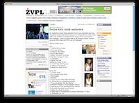 ŽVPL-ov HTML izpis članka v. 1